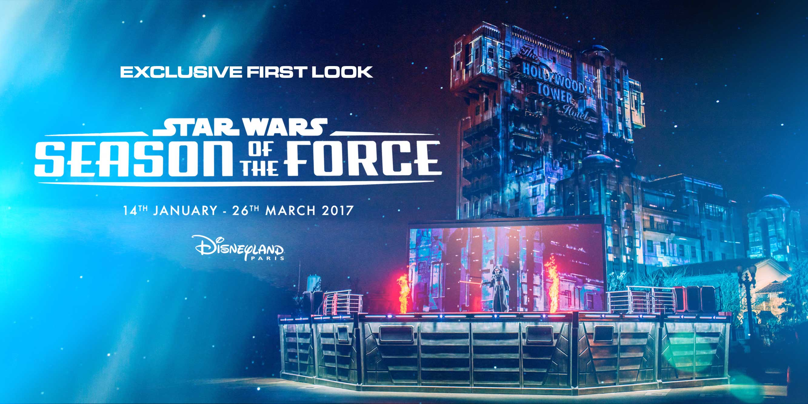 Inside Disneyland Paris' Season of the Force
