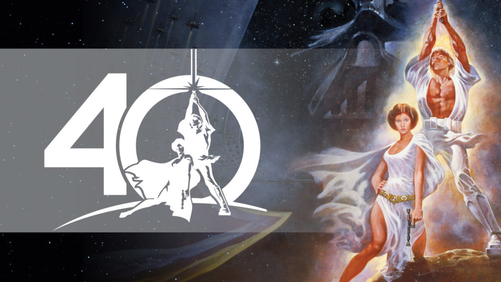 Star Wars Celebration Orlando Kicks Off with Epic 40th Anniversary Tribute