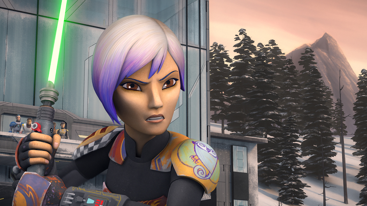 "Star Wars Rebels ""Legacy of Mandalore"""
