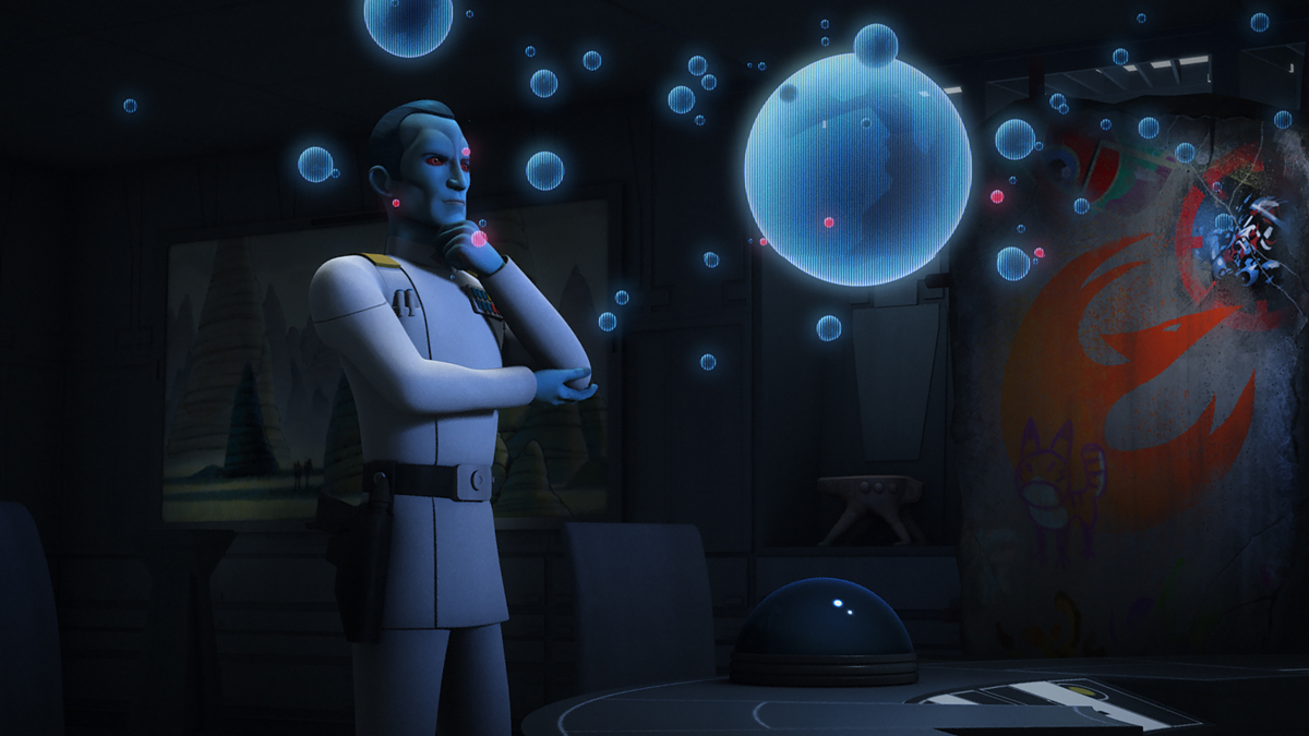 "Star Wars Rebels ""Through Imperial Eyes"""