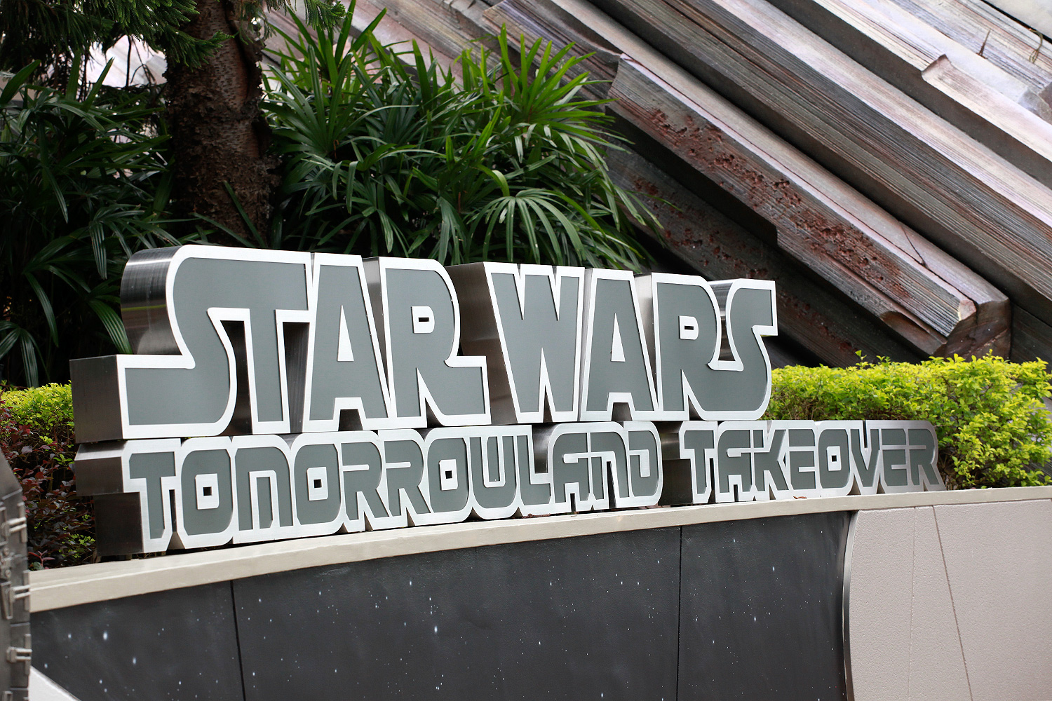HKDL Star Wars Tomorrowland Takeover