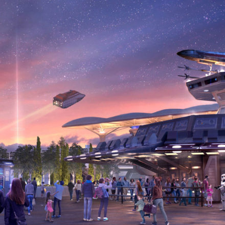 Disneyland Paris debuts Star Tours 2 uniforms