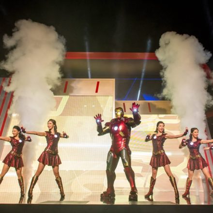 Iron Man Experience opens in Hong Kong Disneyland