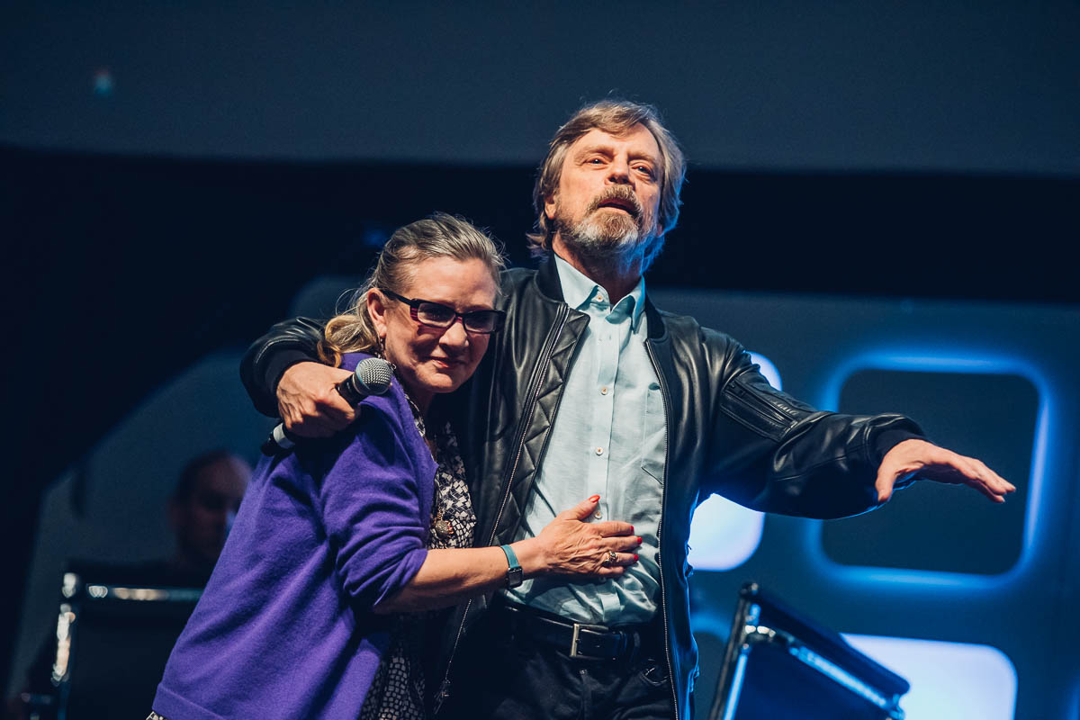 Carrie Fisher, Mark Hamill, Stan Lee among new Disney Legends