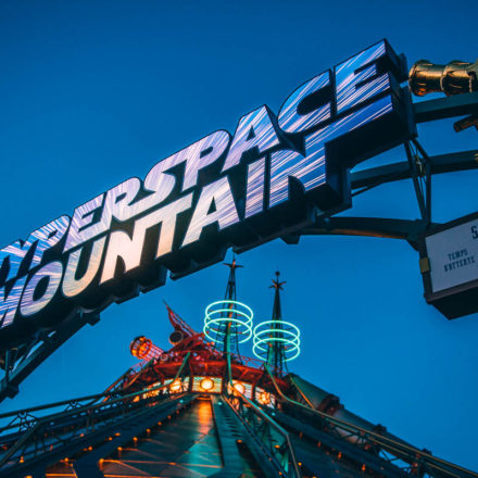Hyperspace Mountain opens in Disneyland Paris
