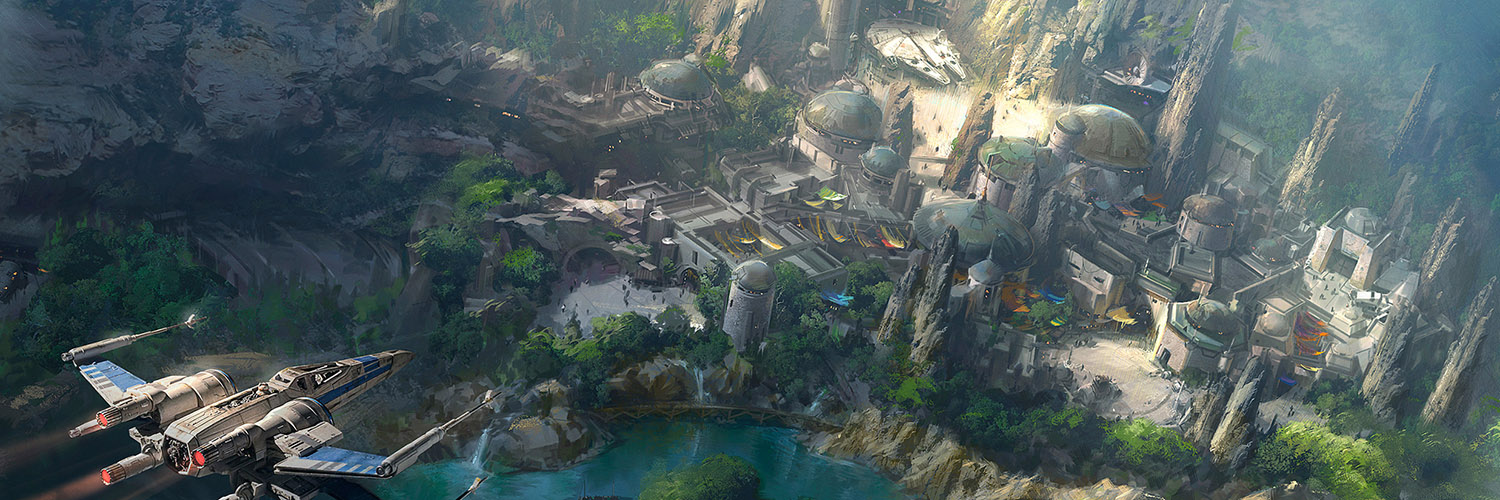 Star Wars: Galaxy's Edge's Batuu in 'Thrawn: Alliances'