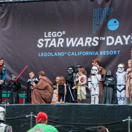 Star Wars Days 2017 at LEGOLand California