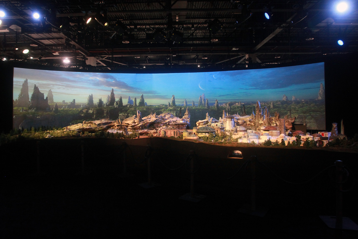 D23 Expo 2017 – A Galaxy of Stories