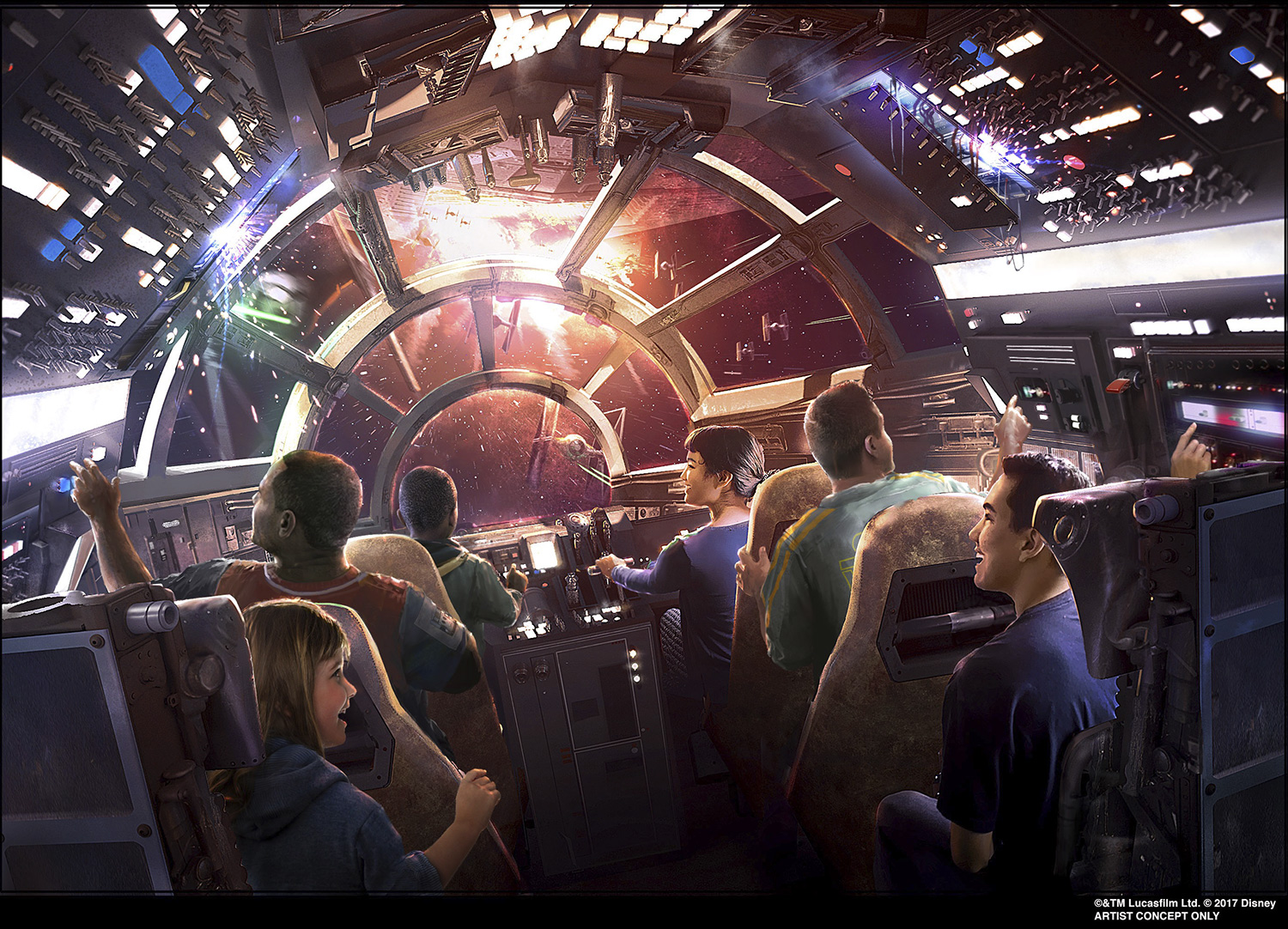 D23 Expo 2017: Parks and Resorts — Everything Announced So Far…