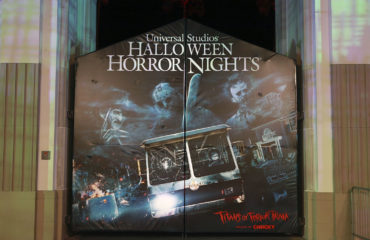 Halloween Horror Nights 2017 at Universal Studios Hollywood