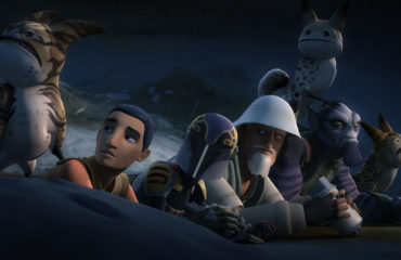 Star Wars Rebels: The Ghost Crew Returns to Lothal