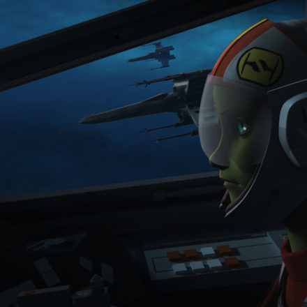"STAR WARS REBELS ""Rebel Assault"""