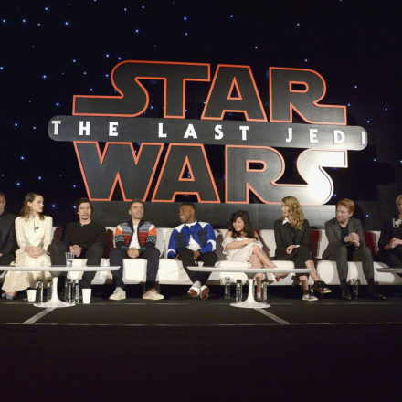 Are There Ewoks in The Last Jedi? Highlights From the Star Wars Press Conference
