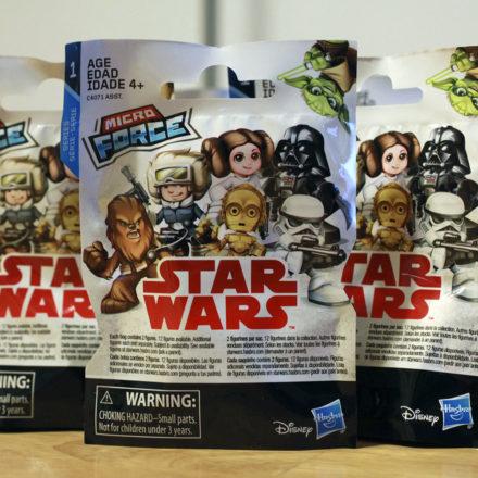 A Micro Look at Star Wars Micro Force