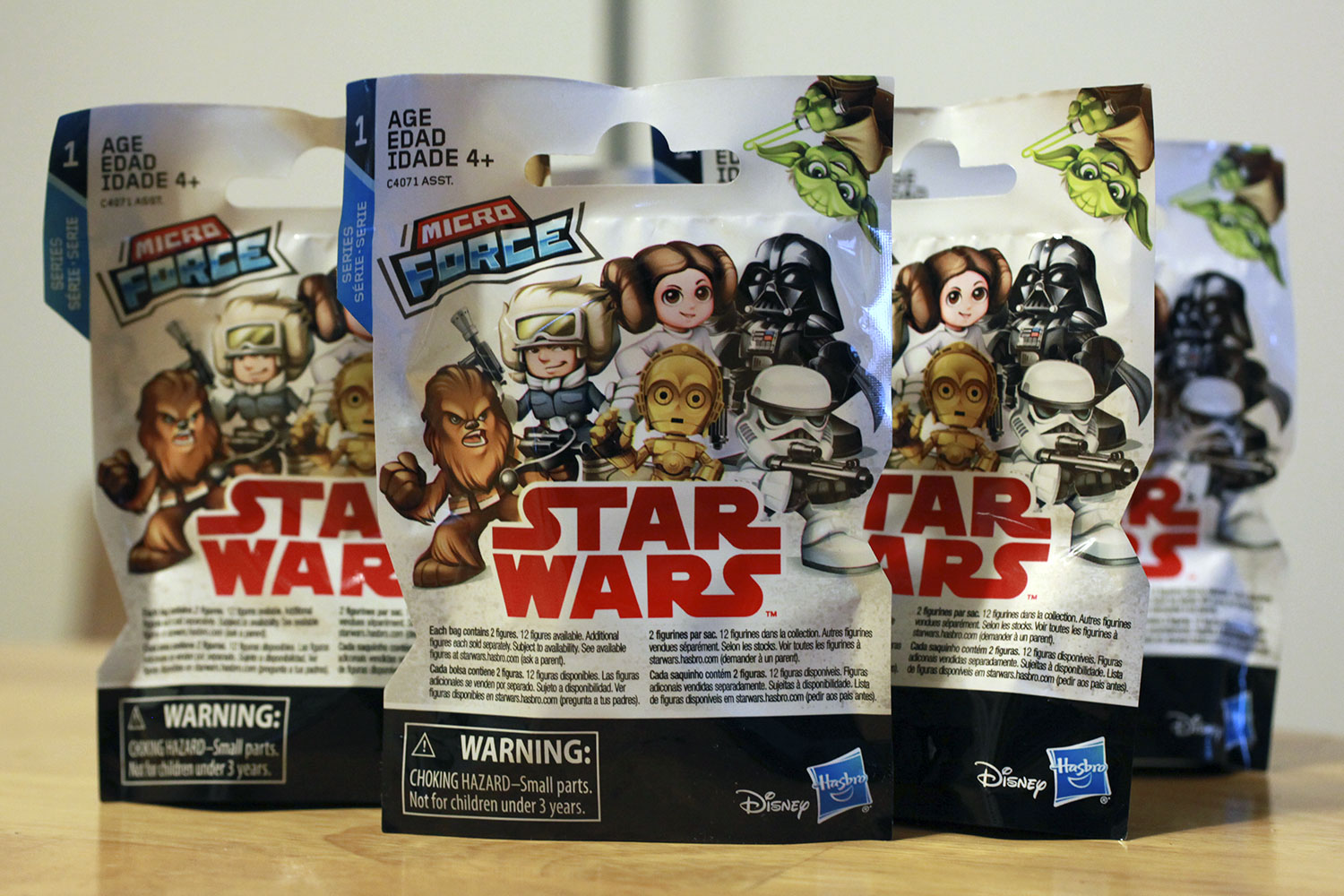 A Micro Look at Star Wars Micro Force