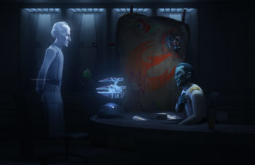 Star Wars Rebels Returns MONDAY, FEBRUARY 19th!