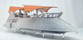 Haslab's NEW Images of Jabba's Sail Barge