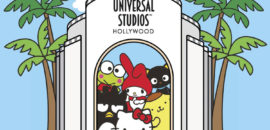 Hello Kitty Goes (Universal Studios) Hollywood!