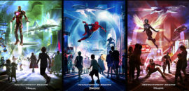 Disney Parks Expand Marvel in 2018 and Beyond