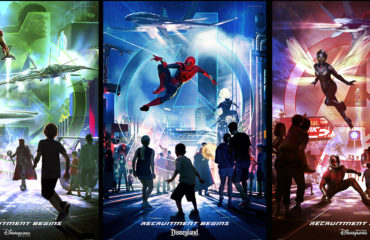 Disney Parks: Global Avengers Initiative