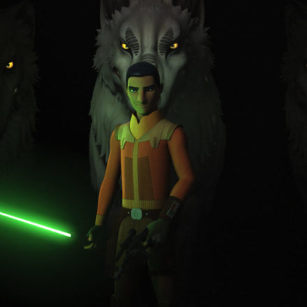 Star Wars Rebels SERIES FINALE Monday, March 5th