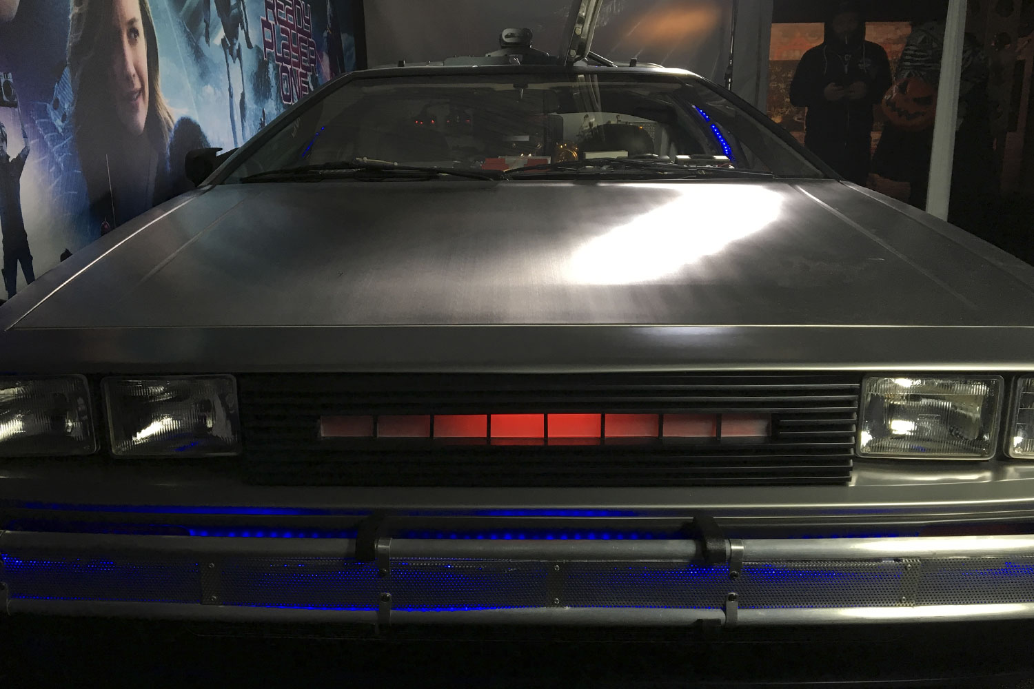 Ready Player One Challenge Pops Up in Hollywood