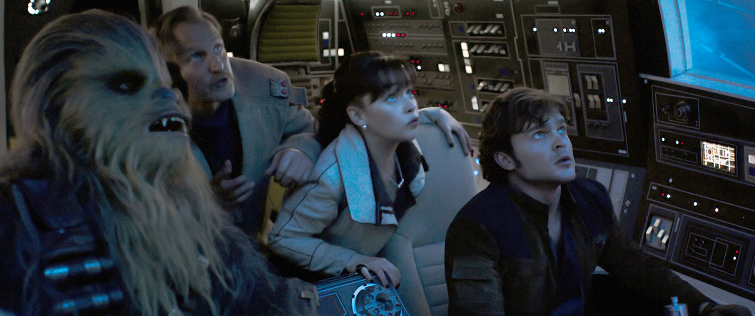 Film Review: SOLO Delivers