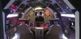 A Look Inside The Millennium Falcon Experience