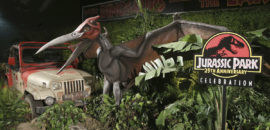 Jurassic Park 25th Anniversary Recap and More from Universal Studios Hollywood