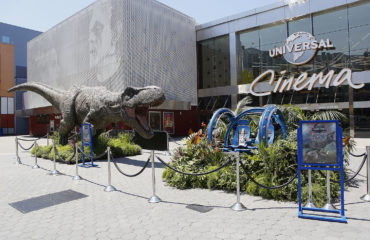 Jurassic World Takes Over Universal CityWalk