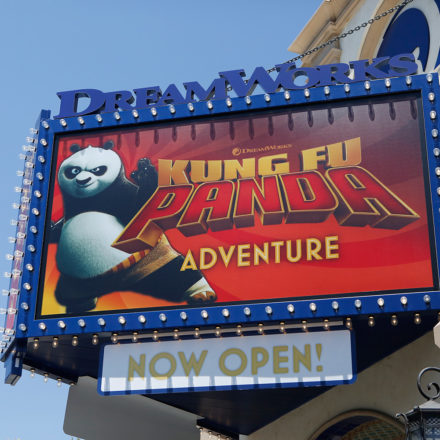 A Look at Kung Fu Panda Adventure and More at Universal Studios Hollywood
