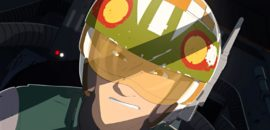 Star Wars Resistance: A New High-Flying Animated Adventure Series Takes Flight SUNDAY, OCTOBER 7