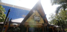 Tangaroa Terrace / Tropical Hideaway Update at Disneyland