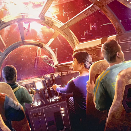 The Falcon Through the Millennium: Latest on the Disney Parks Attraction