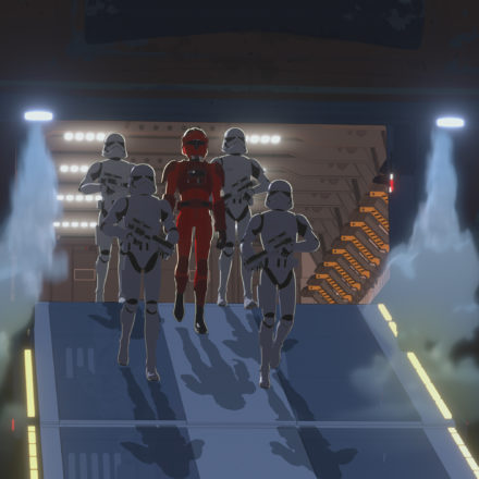The First Order Arrives on the All-New Episode of Star Wars Resistance