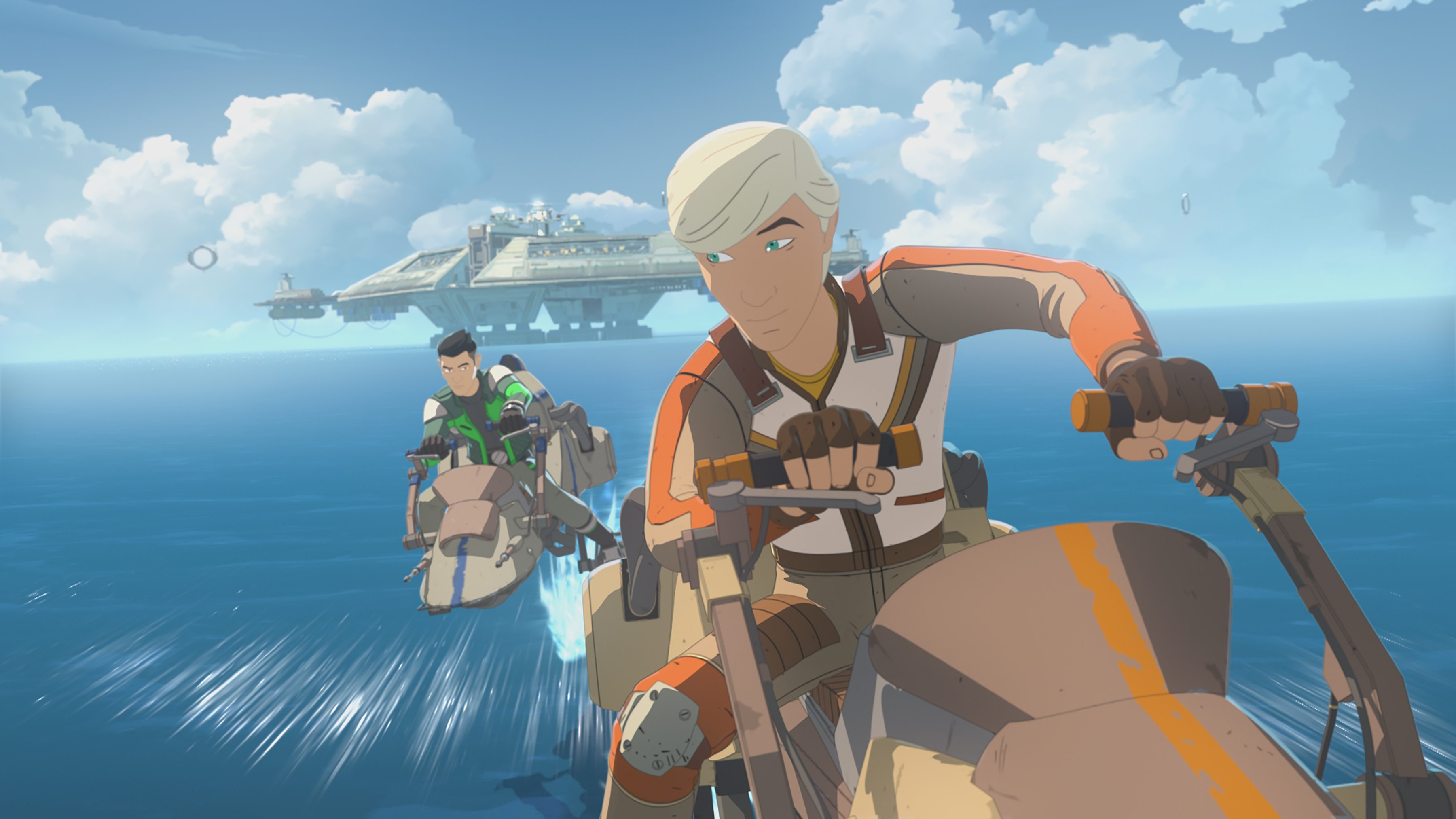 Elijah Wood Guest Voices on the New Episode of Star Wars Resistance