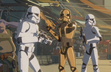 There are Runaways on The Platform on the All-New Episode of Star Wars Resistance 11/4