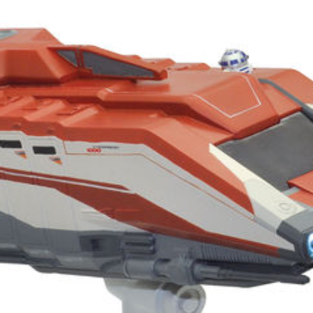 Starspeeder 1000 statue for sale at Disneyland Paris