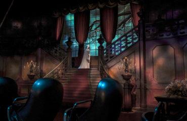 Disneyland Paris teases updated Phantom Manor
