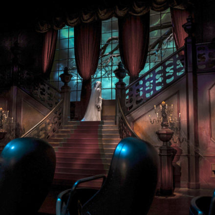 Disneyland Paris teases updated Phantom Manor