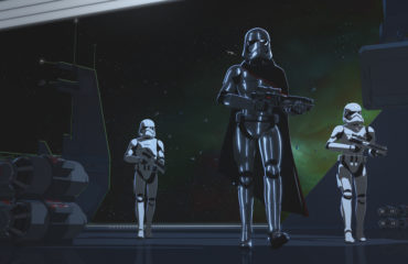 """The First Order is here"" in the next episode of Star Wars Resistance!"