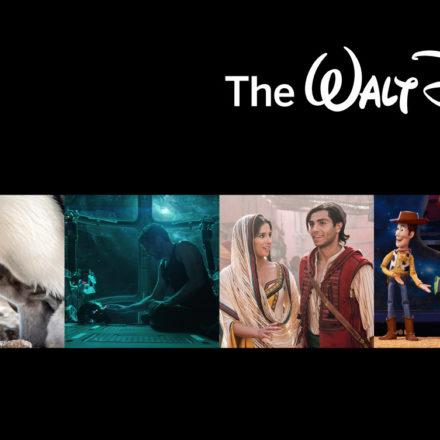 Walt Disney Studios 2019