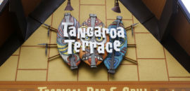 Tangaroa Terrace Re-Opens at Disneyland Hotel