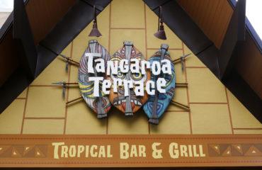 Tangaroa Terrace Re-Opens at Disneyland Hotel