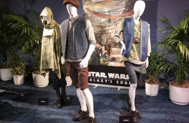 Disneyland: Galaxy's Edge Costume Reveal Celebration