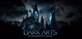 "Universal Parks' ""Dark Arts at Hogwarts Castle"" coming soon!"