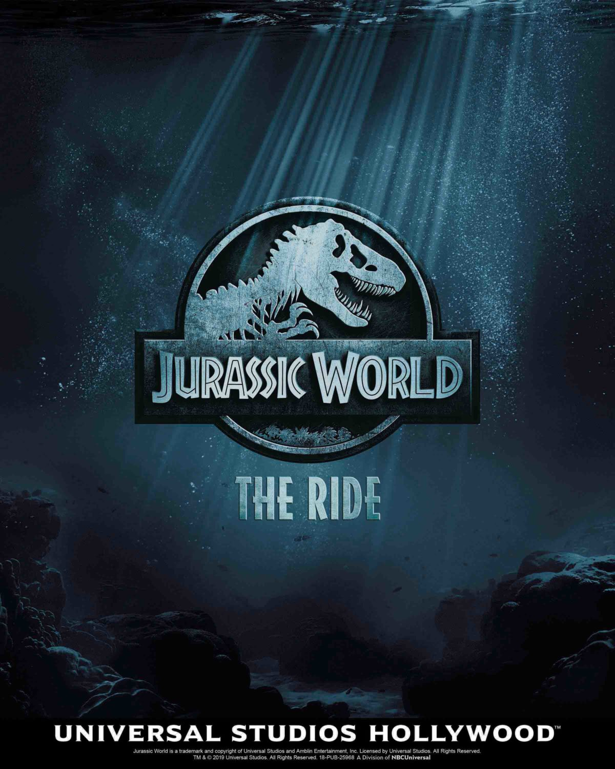 Universal Studios Hollywood Pictured Jurassic World The Ride Opens This Summer At Universal Studios Hollywood Photo By Universal Studios