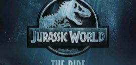 Jurassic World-The Ride Opens Summer 2019
