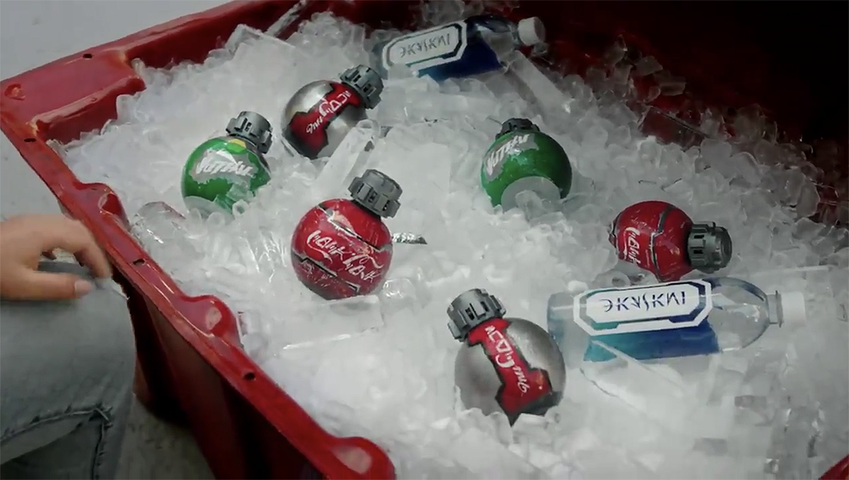Coca-Cola: Passport to Refreshment… in Galaxy's Edge