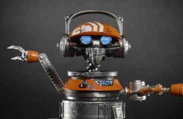 Hasbro's 'Droid Depot' to feature DJ R3X among other Galaxy's Edge exclusives.